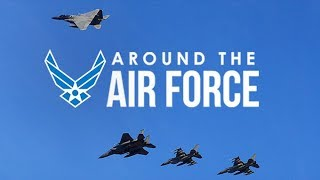 Around the Air Force: Iraqi Airmen Certification / Baltic Air Police Mission