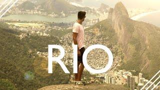 eleven days in Rio De Janeiro, Brasil.