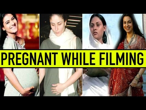 Thumbnail: Bollywood Actress Who Were Pregnant During Filming