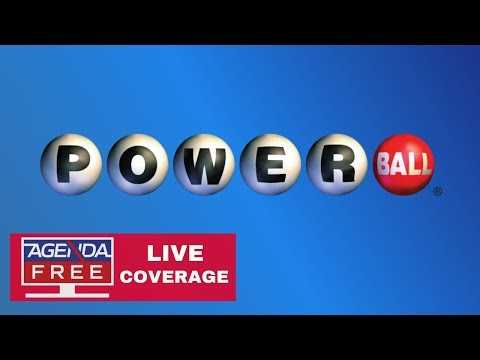 $550 Million Powerball Drawing - LIVE COVERAGE