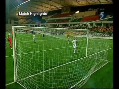 Super Reds Vs SAFFC[2:0][17/07/09][S.League 2009]
