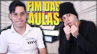 O AGUARDADO FIM DAS AULAS