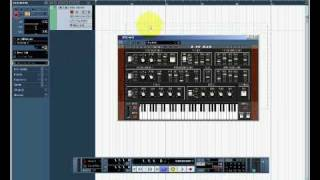 Introduction to Cubase: Getting Started with VST Instruments, part 1(, 2009-10-04T02:20:51.000Z)