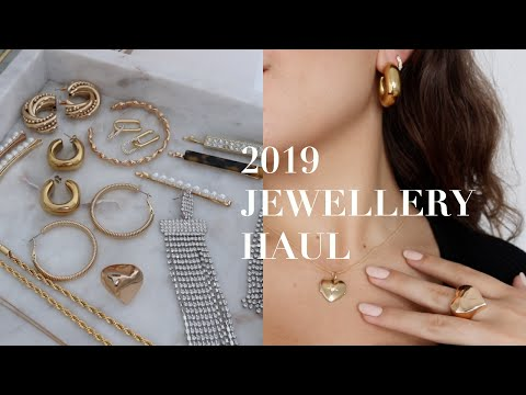 JEWELLERY HAUL | Asos, Reliquia... (Affordable And Expensive)