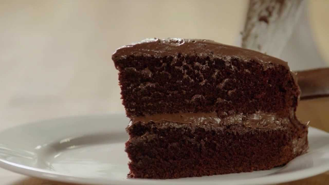 How To Make Easy Chocolate Cake Cake Recipes Allrecipes Com Youtube
