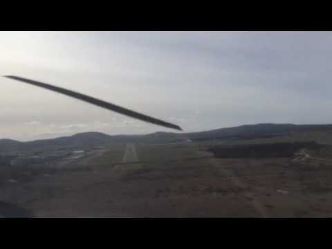 Canberra Visual Approach and Landing Runway 35