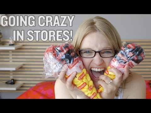 Going Crazy In Stores - Dutch Food Haul!