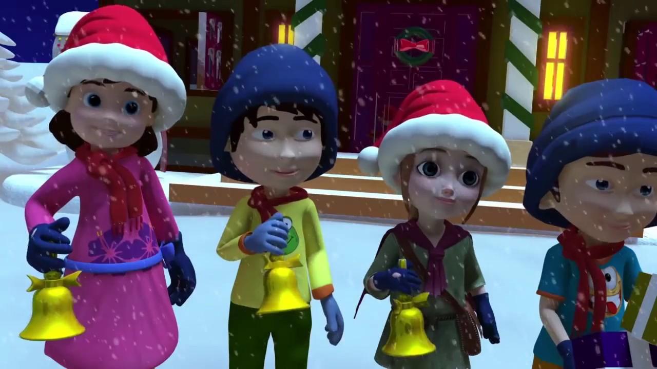 Jingle Bells auf Deutsch | Weihnachtslieder für Kinder und Babys ...