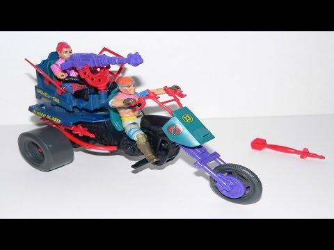 1987 Dreadnok Cycle G.I. Joe review