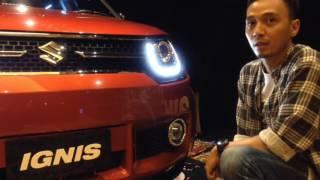 Peluncuran Suzuki Ignis