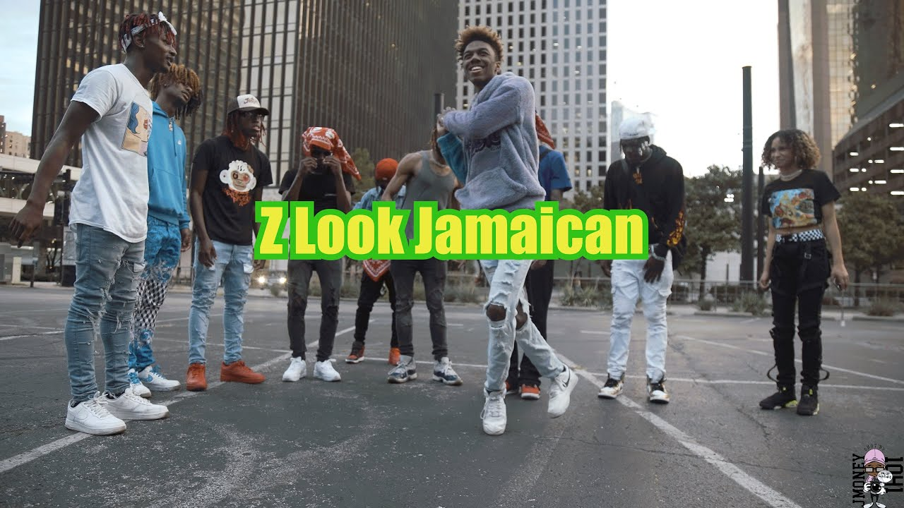 Kodak Black - Z Look Jamaican (Dance Video) Shot By @Jmoney1041
