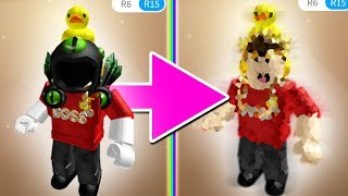 *EMOTIONAL* MY ROBLOX AVATAR is CHANGING FOREVER .. (ROBLOX)
