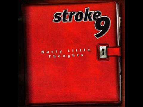 Stroke 9  Letters