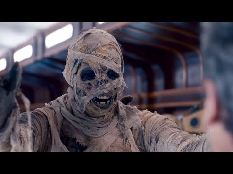 The Doctor vs The Foretold | Mummy On The Orient Express | Doctor Who | BBC