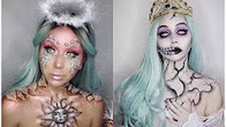 Halloween Makeup Tutorial Compilation October 2016