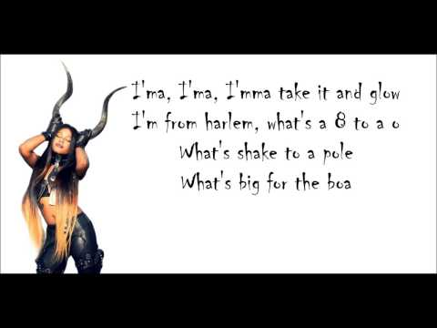 Azealia Banks-Harlem Shake Lyrics