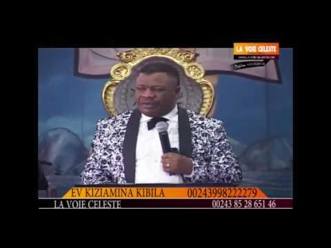 Kiziamina:Trop c'est trop les congolais meurent ceci doit changer et confirme la magie dans l'église