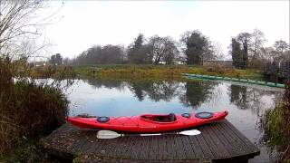 Kayak / Canoe Trail - River Waveney :: Bungay Staithe / Outney Meadow