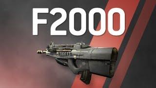 F2000 - Modern Warfare 2 Multiplayer Weapon Guide