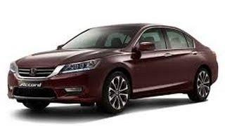 Grand Тест   Honda Accord 3.5  Premium Navi  2013