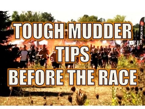 Tough Mudder Tips  Before The Race  YouTube