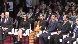 #Najib A National Disgrace! - ASEAN SUMMIT 2017