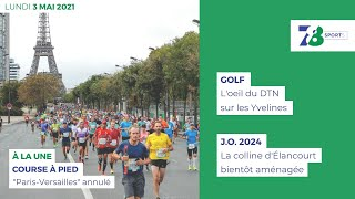 7/8 Sports. Emission du 3 mai 2021