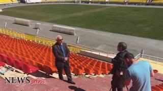 Матч ТВ ի նկարահանումները Հայաստանում