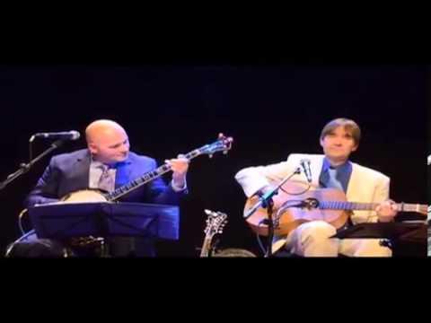 Slim Panatella & The Mellow Virginians 'Dueling Banjos'