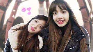LISOO - Jisoo x Lisa (Funny and Sweet couple💛💜)