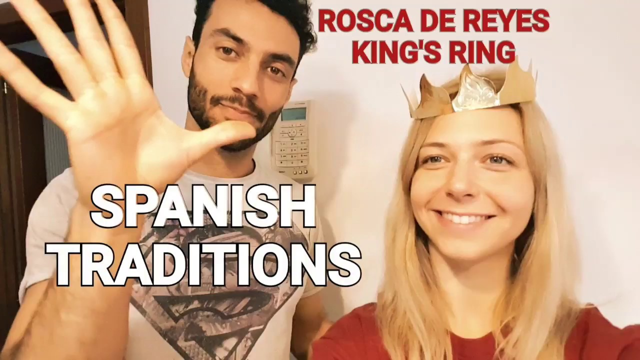 Vlog 1 Spanish Traditions Three Kings Day Rosca De Reyes Youtube