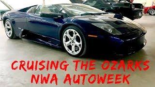 Cruising the Ozarks NWA Autoweek October 6th, 2018