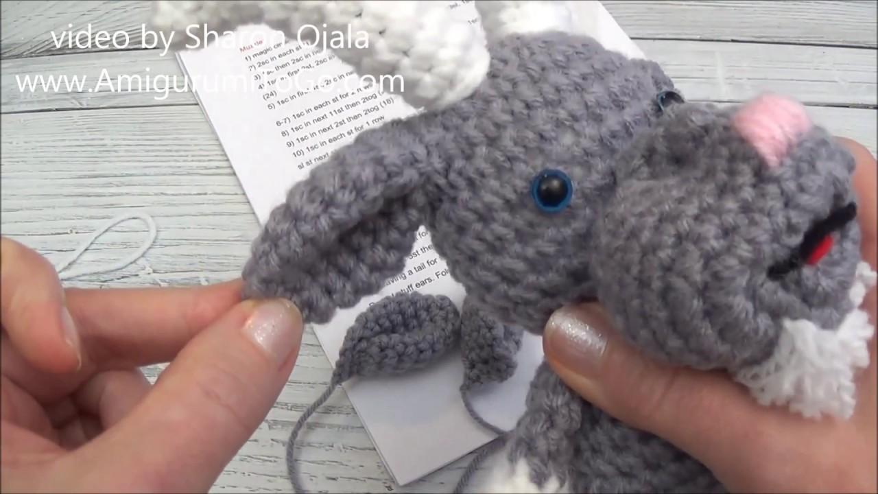 PATTERN: Gordon the Goat - Crochet goat pattern - amigurumi billy ... | 720x1280