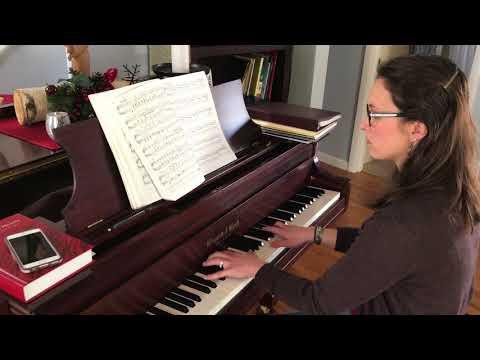 Chopin Waltz In C# Minor