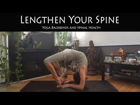 Spinal Health/Backbends | Liberation | Intermediate/Advanced | Taha Yoga w/ Stephen Beitler