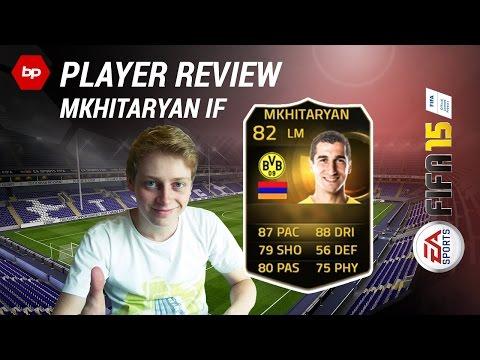 FIFA 15 | Player Review #6 | Henrik Mkhitaryan IF | BPartGaming