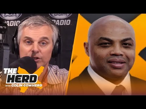 Charles Barkley: 'Impossible' for NBA to play in front of empty arenas, talks Lakers | THE HERD