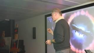 John Harris - Live art demo @ Codemasters Campus / Part 1 Thumbnail