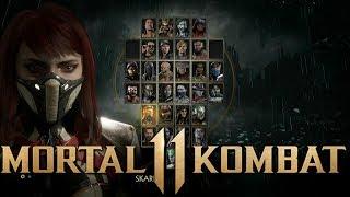 Mortal Kombat 11 - Skarlet [Klassic Towers]