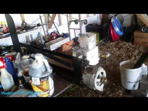 Organizing Off-Grid Home - Thermodyne Wind Turbine I Can't wait