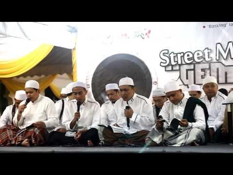 Ahbabul Habib : Maulid Dhiyaul Lami [KL Street Dahwah]