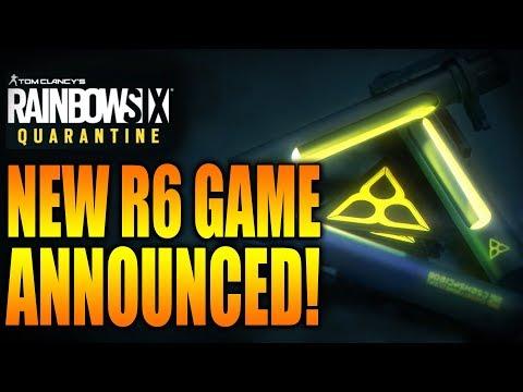 Rainbow Six Siege – In Depth: Rainbow Six QUARANTINE Revealed!