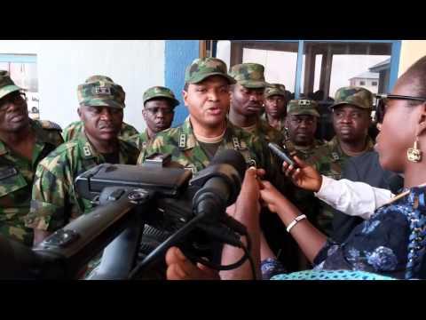 Nigeria Chief of Air Staff