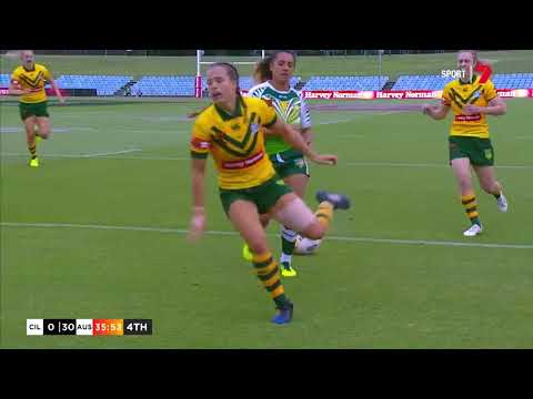2017 Women's World Cup: Australia V Cook Islands