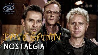 Dave Gahan - Nostalgia | Surround + Subtitles 22 Languages [1080p ᴴᴰ]