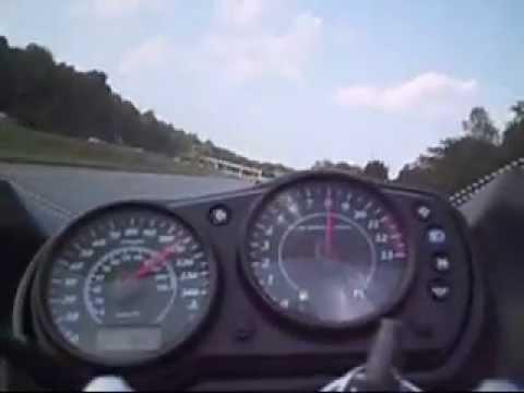 Ninja 650r Top Speed Run Over 130mph