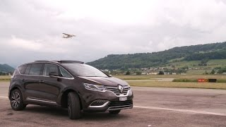 Renault Espace 2015 - Test de voiture