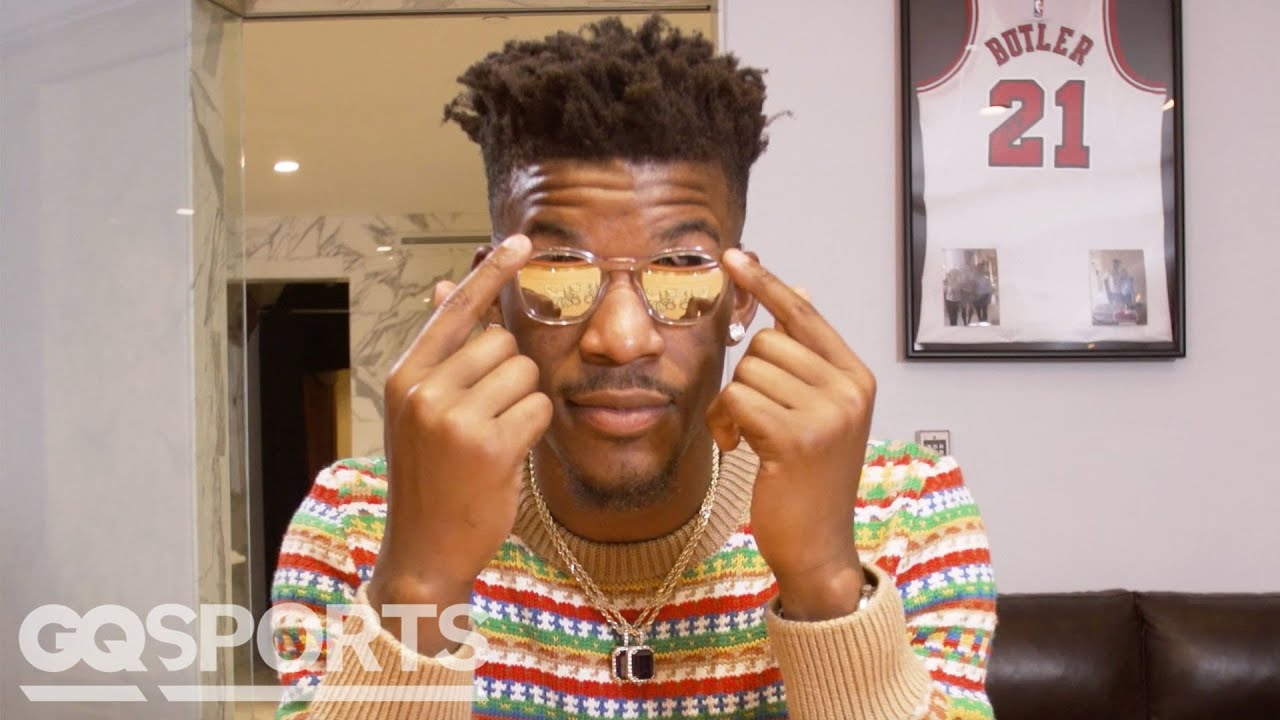 10 Things Jimmy Butler Can't Live Without | GQ