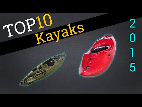 Top 10 Kayaks 2015   Compare The Best Kayaks