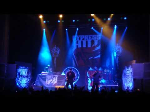 Cypress Hill Lick A Shot Glasgow 150610